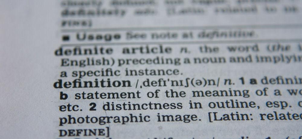 timeshare glossary